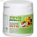 Pure highly concentrated stevia extract - 95% steviol glycoside - 98% rebaudioside-A - 50g | free measuring spoon