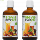 Stevia Liquid Concentrate 2 x 50ml